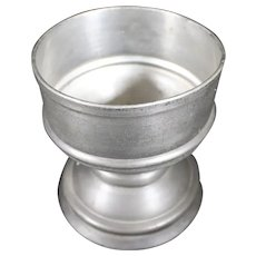 Pewter French Aged Round Urn