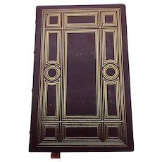 Strange Case Dr Jekyll & Mr Hyde - Robert L Stevenson - Leather Bound