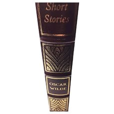 The Short Stories of Oscar Wilde - Leather Bound - Pristine
