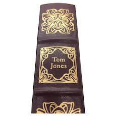 Tom Jones - Henry Fielding - Leather Bound - Pristine