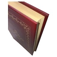 Das Kapital - Karl Mark - Two Volumes - Leather Bound - Pristine