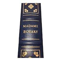 Madame Bovary - Gustave Flaubert - Leather Bound - Pristine