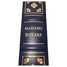Madame Bovary - Gustave Flaubert - Leather Bound - Pristine