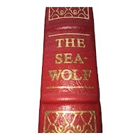 The Sea Wolf - Jack London - Leather Bound - Pristine