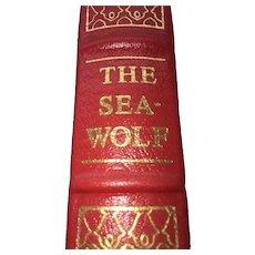 The Sea Wolf - Jack London - Leather Bound - Pristine