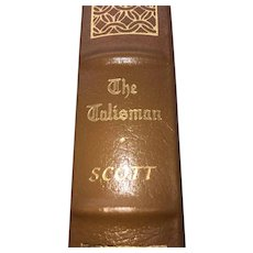 The Talisman - Walter Scott - Leather Bound - Pristine