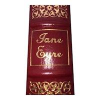 Jane Eyre - Charlotte Bronte - Leather Bound - Pristine