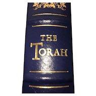 The Torah - Leather Bound - Pristine