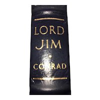 Lord Jim - Joseph Conrad - Leather Bound - Pristine