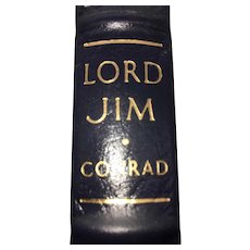 Lord Jim - Joseph Conrad - Leather Bound - Pristine