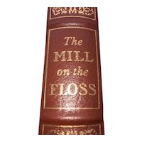 The Mill On The Floss - George Eliot - Leather Bound - Pristine