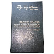 Pacific States Wildflowers - Peterson Field Guides - Audubon Society - Pristine