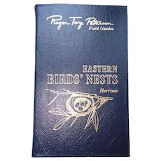 Eastern Birds' Nests - Peterson Field Guides - Audubon Society - Pristine