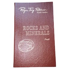 Rocks & Minerals - Peterson Field Guides - Audubon Society - Pristine