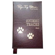 Animal Tracks - Peterson Field Guides - Audubon Society - Pristine