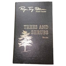 Trees & Shrubs - Peterson Field Guides - Audubon Society - Pristine