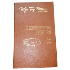 Freshwater Fishes - Peterson Field Guides - Audubon Society - Pristine