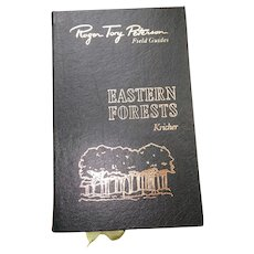Eastern Forests - Peterson Field Guides - Audubon Society - Pristine