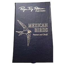 Mexican Birds - Peterson Field Guides - Audubon Society - Pristine