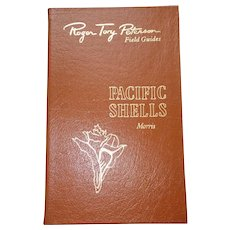 Pacific Shells - Peterson Field Guides - Audubon Society - Pristine