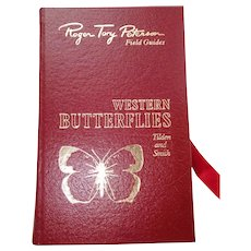 Western Butterflies - Peterson Field Guides - Audubon Society - Pristine