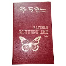 Eastern Butterflies - Peterson Field Guides - Audubon Society - Pristine