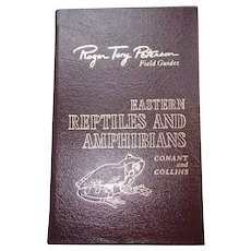 Eastern Reptiles & Amphibians - Peterson Field Guides - Audubon Society - Pristine