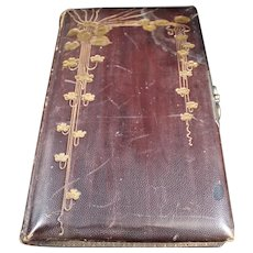 Photo - Various Photographers - Aged Photo Album of Mostly Old French Portraits