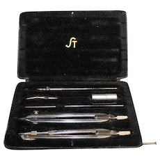 Draftsman 7 Piece Technical Drawing Tools - HST ST