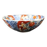 Scalloped Bright & Fresh 22cm Imari Bowl