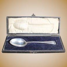 Vintage Silver Spoon - Charles Wilkes - Birmingham 1924