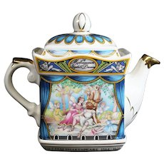 Sadler - Midsummer Night's Dream English Teapot