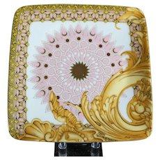 Byzantine Dreams - Decorative Versace Rosenthal Collectors Dish