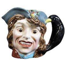 Barnaby Rudge Beswick Charles Dickens Character Toby Jug
