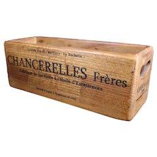 Sardine Oil Vintage Style Medium Storage Delivery Box