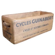 Cycles Guinabert Delivery Storage Box