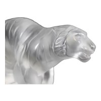 Lalique - Retired Bengal Tiger Figurine