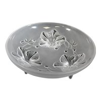 Lalique Orchid Bowl - Coupe Orchidee