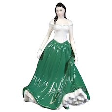 Royal Worcester Caitlin of Ireland Porcelain Figure