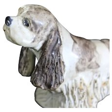 Standing American Cocker Spaniel from Maria Ericson