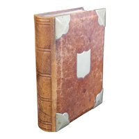 Antique Album With A Wide Variety of Prints