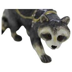 BeJeweled Rocky Raccoon Trinket or Dresser Box
