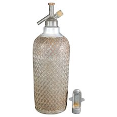 Vintage Sparklets Soda Dispenser - 1931
