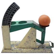 William Brower Egg Grader & Scale - Quincy, Illinois