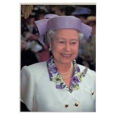 British Royal Family Postcard Collection