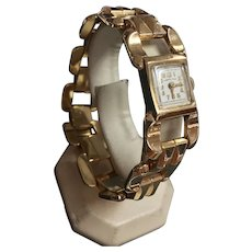 Retro Ladies 14K Gold Hamilton Watch