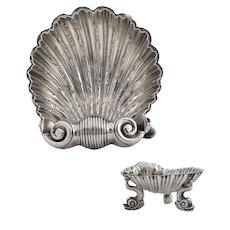 Antique Henry Alston Sterling Silver Nut/Bon Bon Dishes (Set of 4)