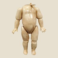 Vintage Composition Marked Toddler Doll Body by Seeley