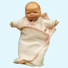 Antique German Composition Bye-Lo Baby Grace S. Putnum