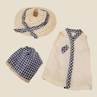Vintage 1964 Penny Brite Sunday Best Outfit